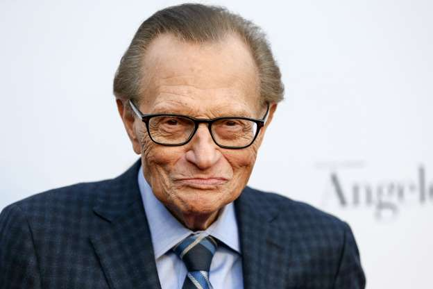 US talk show personality Larry King dies aged 87