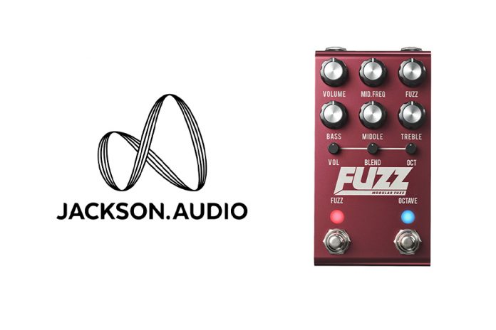 Jackson Audio launches FUZZ – Modular Fuzz and four Replacement Plug-In Modules