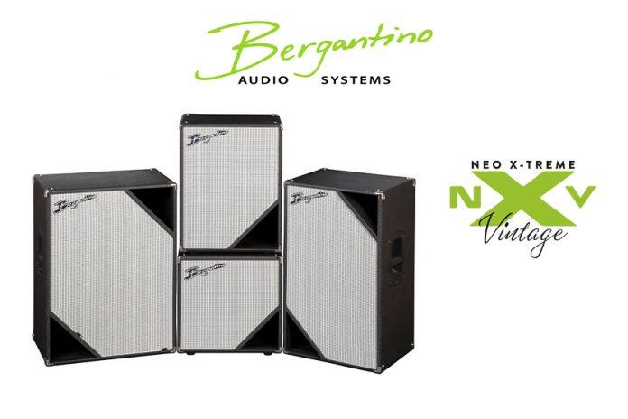 Bergantino Launches NXV Series Of Bass Cabinets