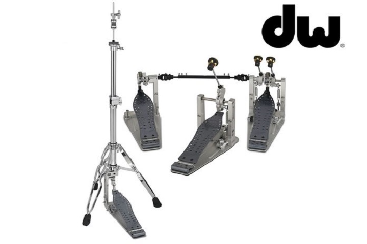 DW MFG Pedals Now Available in Extended Footboard Models