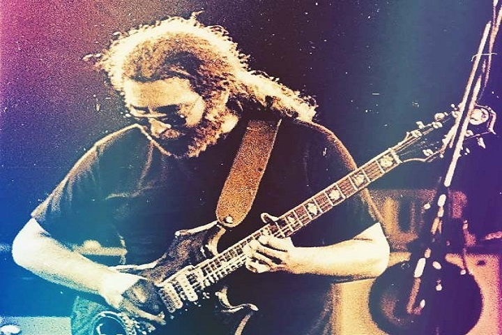 Inaugural Jerry Garcia Music Fine Art NFT to Be Released on SuperRare